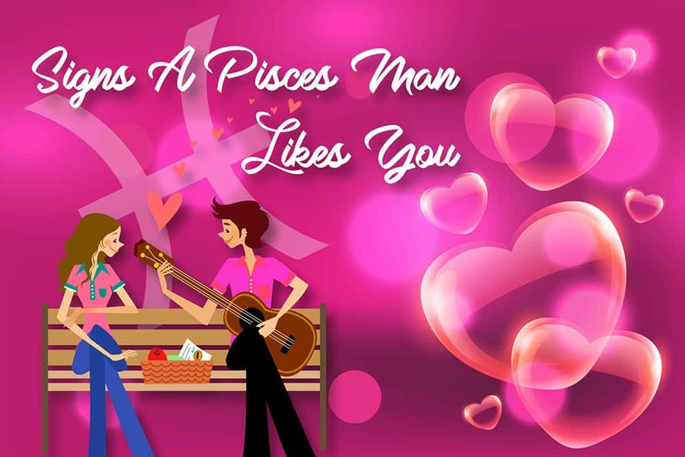 Pisces man dating style