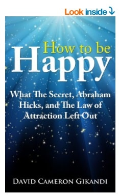 How To Be Happy (Amazon Bestseller)