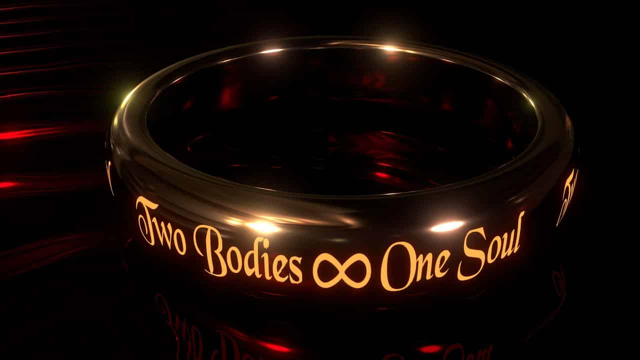 Spiritual Connection Ring