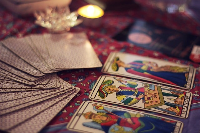 Spiritual Connection Tarot Cards