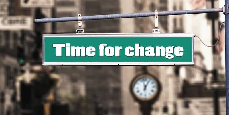 Time for Change - Numerology 3