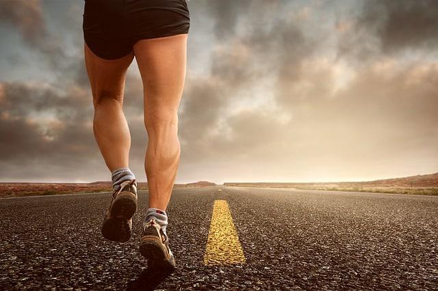 Sagittarius Jogging