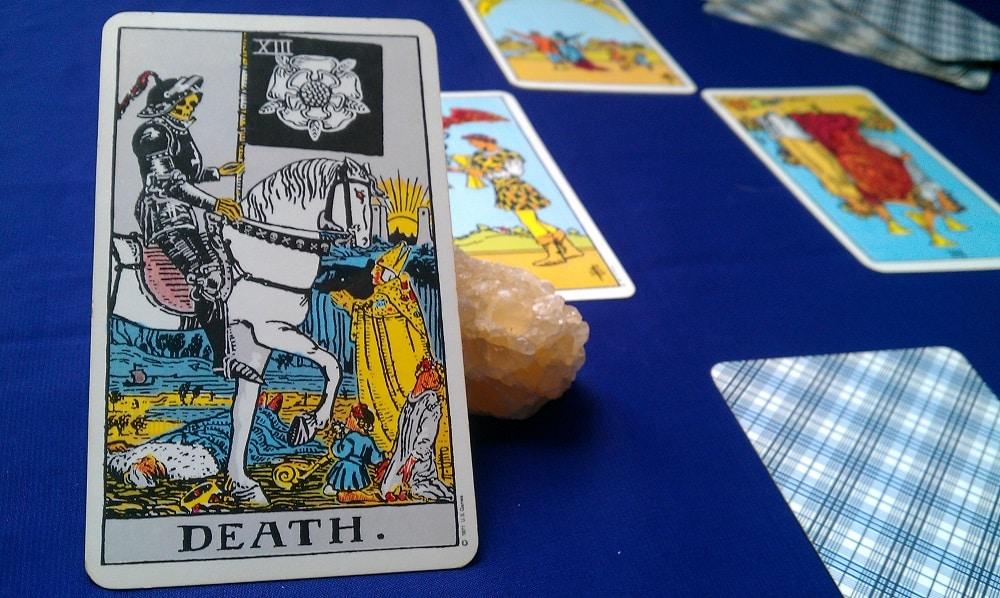 Death Tarot Card Meaning – Major Arcana XIII