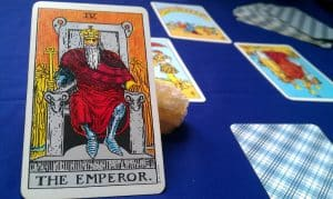 The Emperor Tarot Card Meaning – Major Arcana IV
