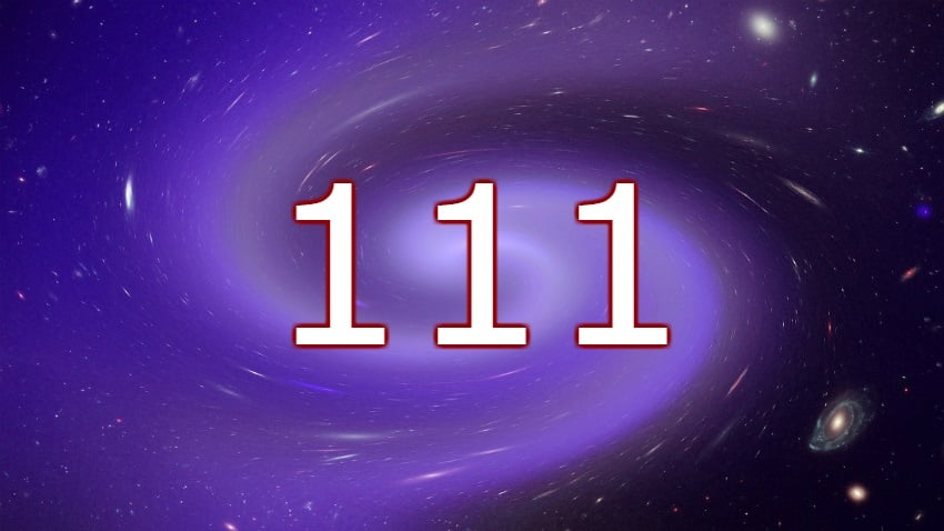 Angel Number 111 Meanings - Why Are You Seeing 111