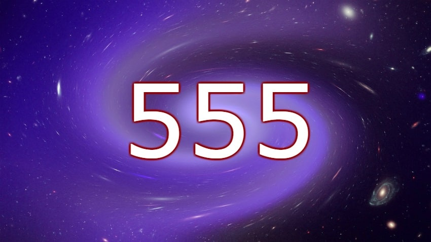 Angel Number 555 Meanings - Why Are You Seeing 5:55?