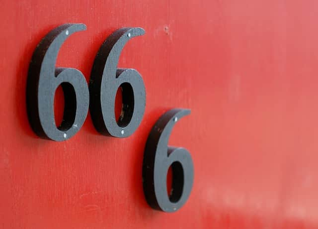 Angel Number 666 Numerology Meaning
