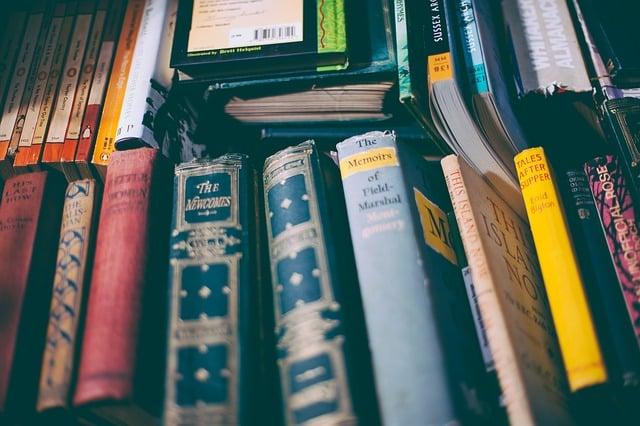 Sagittarius Man's Book Collection