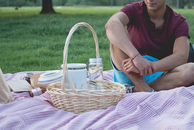 Pisces Man Going For A Picnic Date With The Woman He Loves