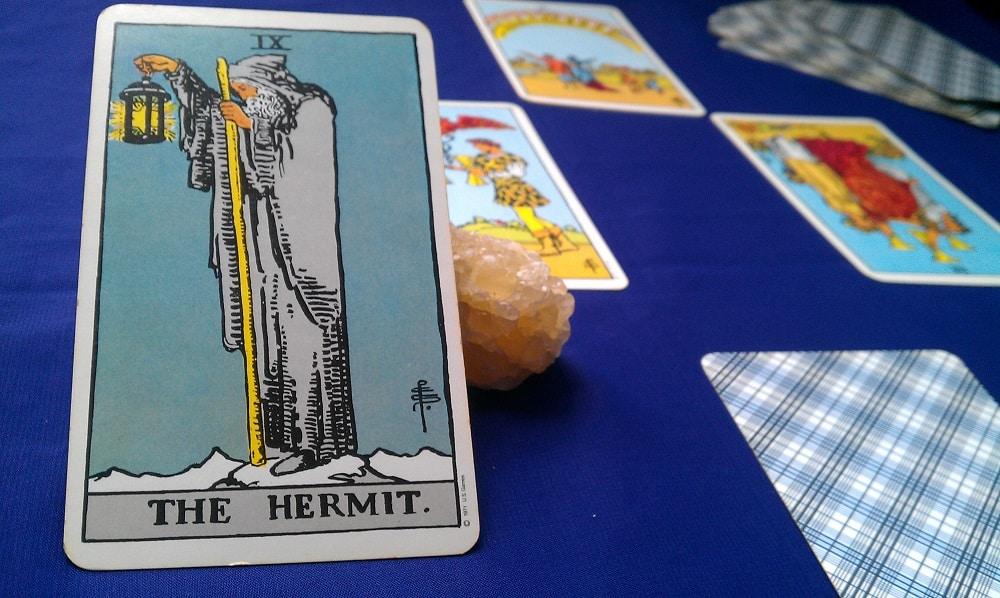 The Hermit Tarot Card Meaning – Major Arcana