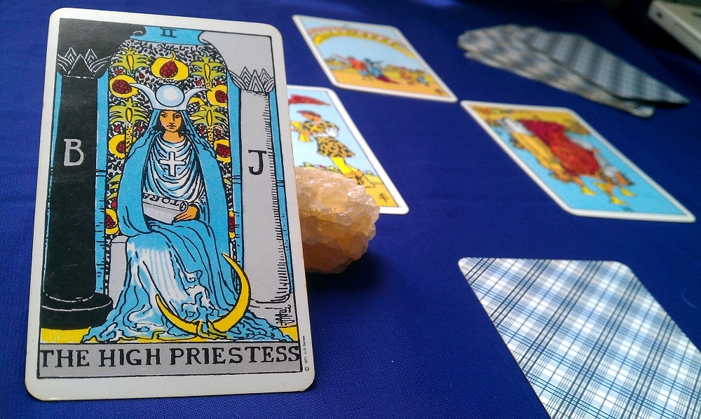 The High Priestess Tarot Card Meaning Upright and Reversed