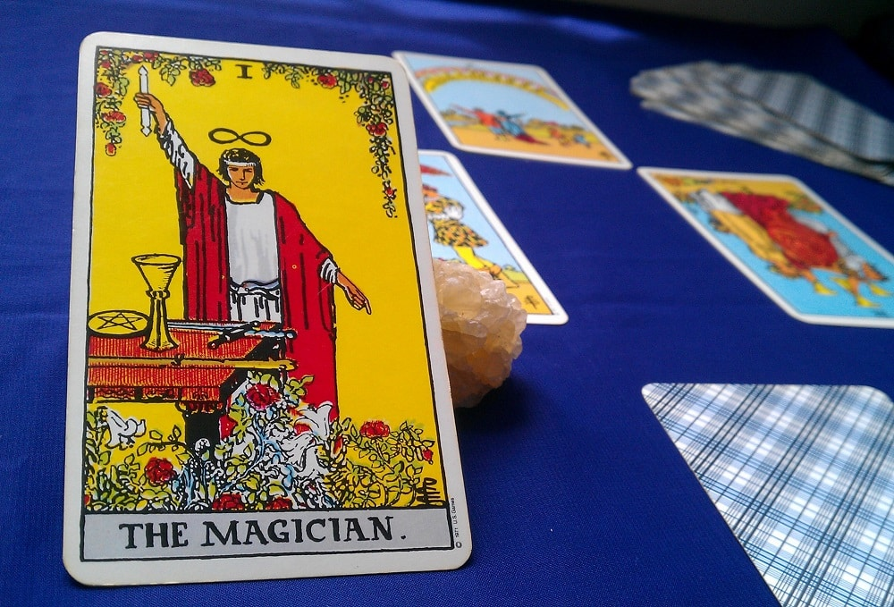 The Magician Tarot Card Meaning Upright and Reversed