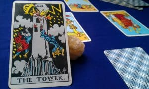 The Tower of Destruction Tarot Card Meaning – Major Arcana
