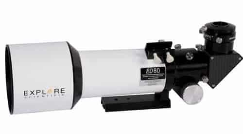 Explore Scientific ED80 Essential Edition ES-ED0806-01 - Best Telescopes for Astrophotography