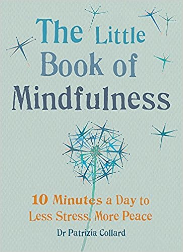 Little Book of Mindfulness - 10 minutes a day to less stress, more peace by Patrizia Collard