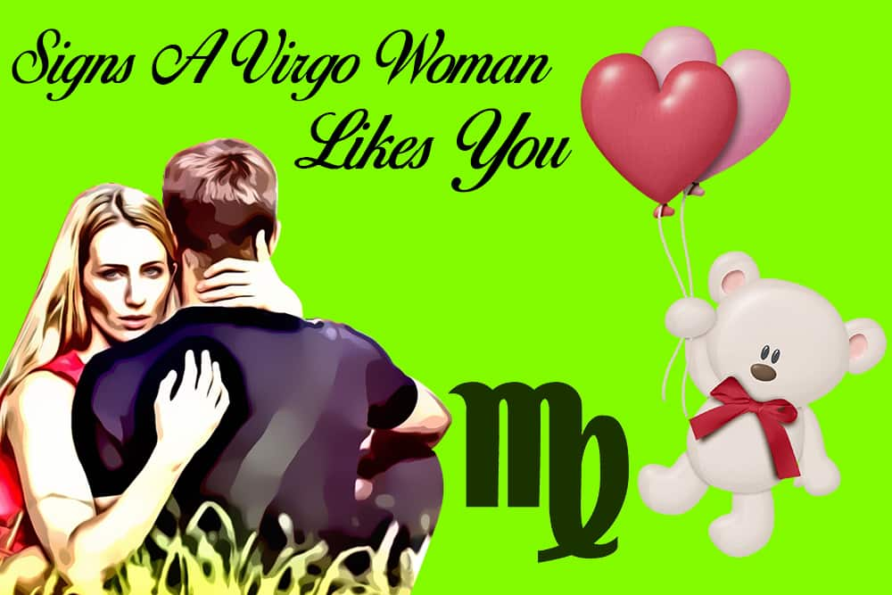 12 Obvious Signs a Virgo Woman Likes You - Numerologysign com