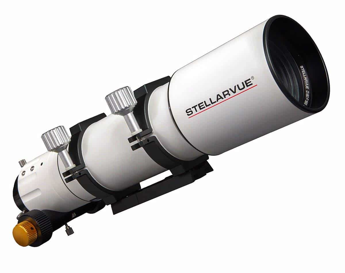 Stellarvue Access 80 F7 Super ED APO Refractor SV080A-25SV - Best Telescopes for Astrophotography