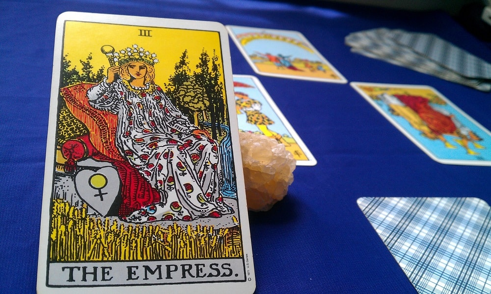 The Empress Tarot Card Meaning Upright and Reversed