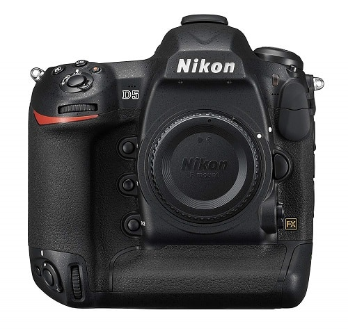 Nikon D5 DSLR 20.8 MP Point & Shoot Digital Camera, Dual XQD Slots - Best DSLR Camera for Astrophotography