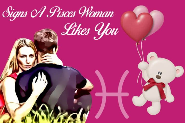 12 Obvious Signs a Pisces Woman Likes You - Numerologysign.com