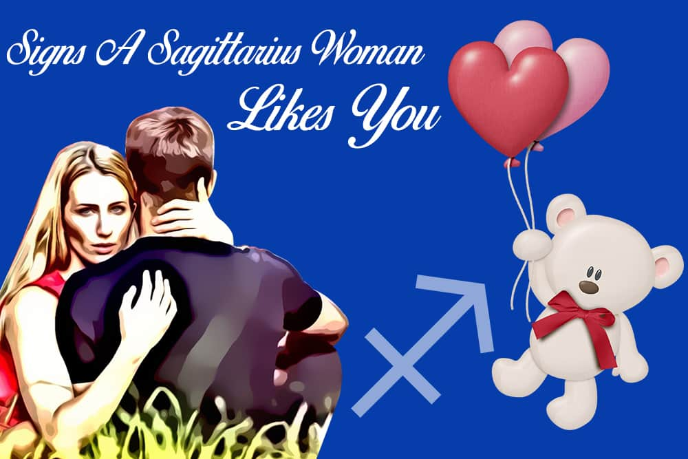 What to say to a sagittarius woman