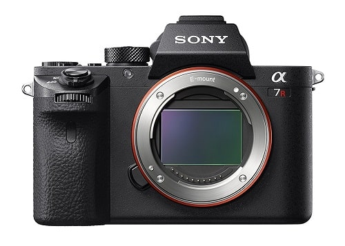 Sony ILCE7RM2B a7R II Full-Frame Mirrorless Interchangeable Lens Camera - Best DSLR Camera for Astrophotography