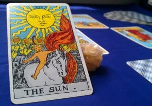 The Sun Tarot Card Meaning – Major Arcana