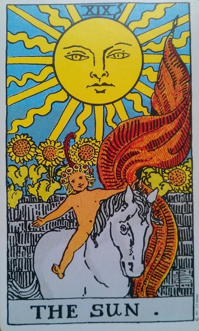 The Sun Tarot Card Meaning Upright and Reversed