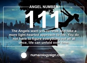 Angel Number 111 Meanings