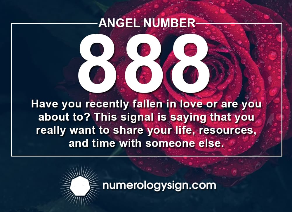 Angel Number 888 Meanings - Why Are You Seeing 888?