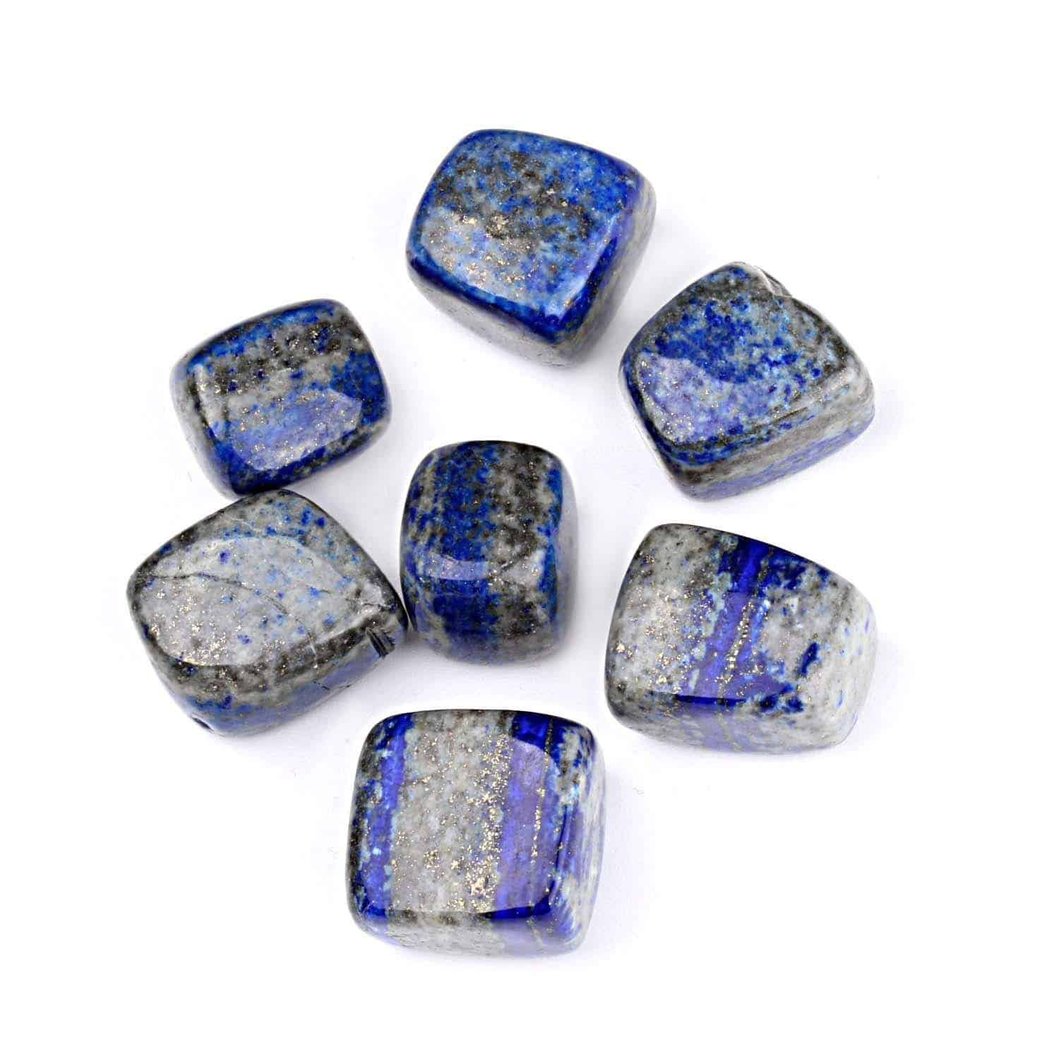 Lapis Lazuli - Crystals that Enhance Psychic Ability