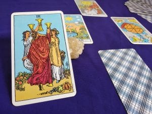 The (3) Three of Cups Tarot Card Meaning – Minor Arcana