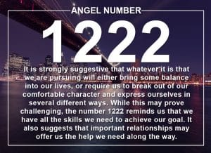 Angel Number 1222 Meanings – Why Are You Seeing 1222?