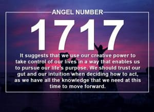 Angel Number 1717 Meanings