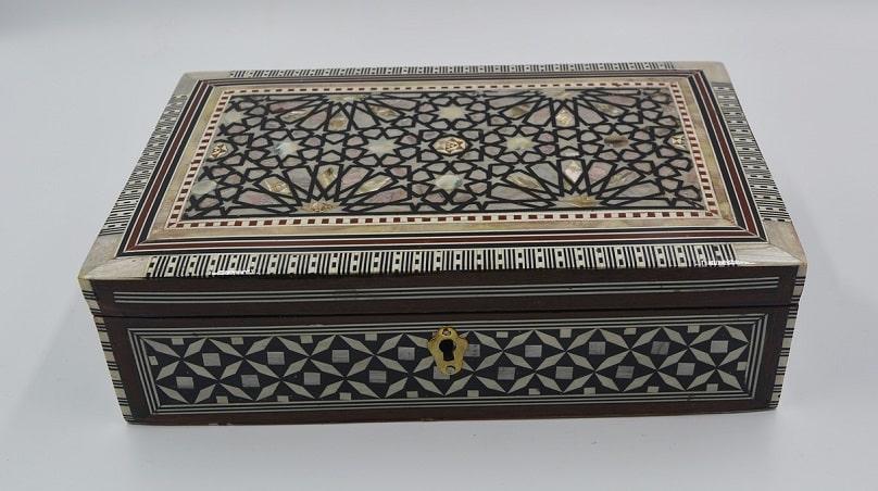 A Personal Keepsake Box