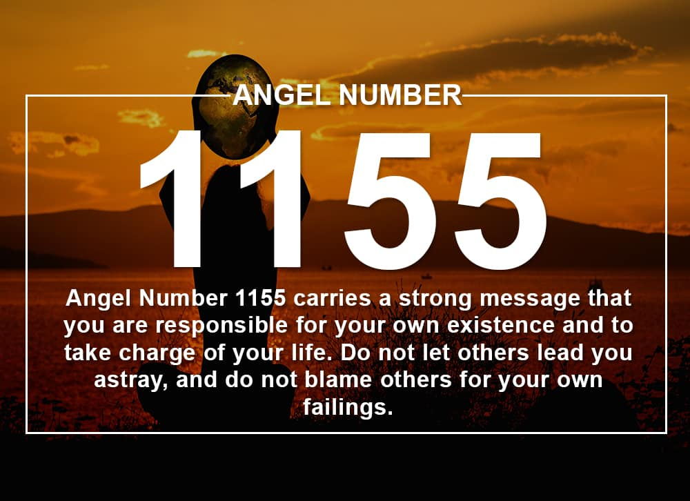 Angel Number 1155 Meanings