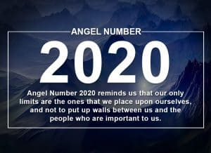 Angel Number 2020 Meanings