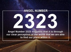 Angel Number 2323 Meanings