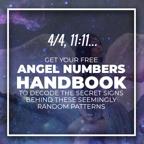 Free Angel Numbers Handbook