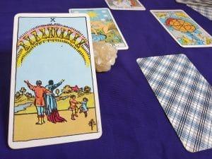 The (10) Ten of Cups Tarot Card Meaning – Minor Arcana