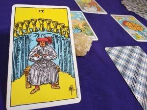 The (9) Nine of Cups Tarot Card Meaning – Minor Arcana