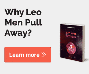 Why Leo Men Pull Away