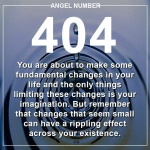 Angel Number 404 Meanings