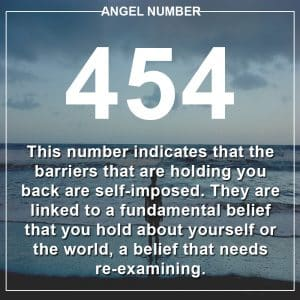Angel Number 454 Meanings