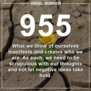 Angel Number 955 Meanings