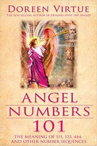Doreen Virtue angel numbers 101 book