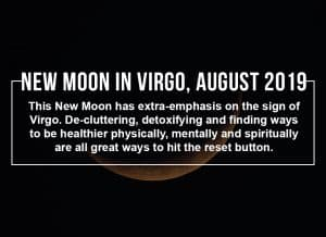 Free New and Full Moon Sign Horoscopes from Numerologysign com
