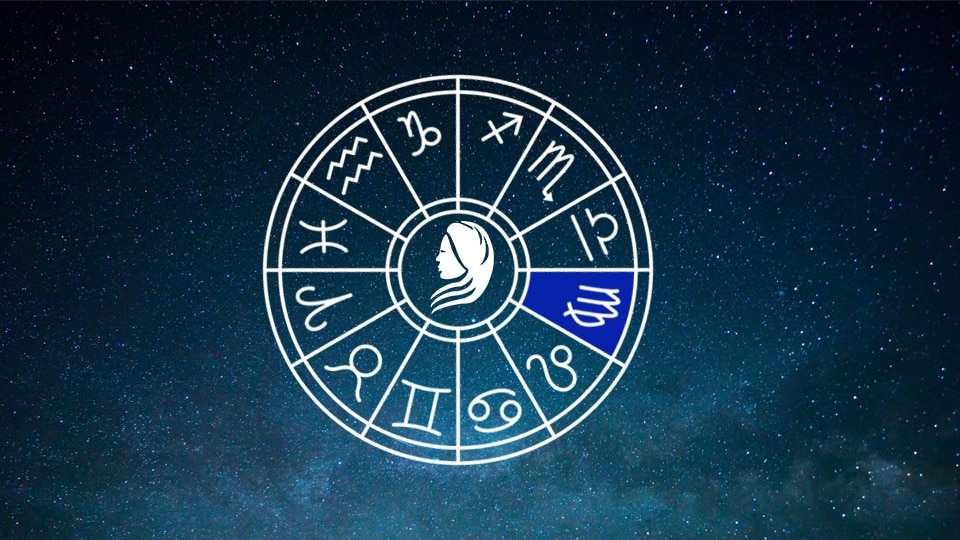 Virgo Zodiac Wheel Horoscope