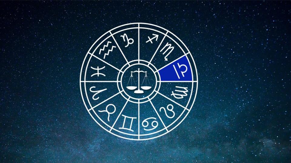 Libra Zodiac Wheel Horoscope