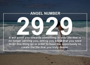 Angel Number 2929 Meaning